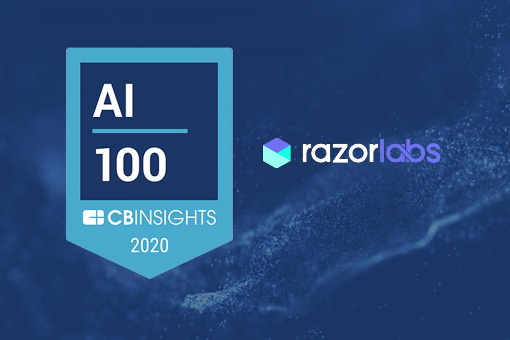 Razor Labs CB Insights recognition